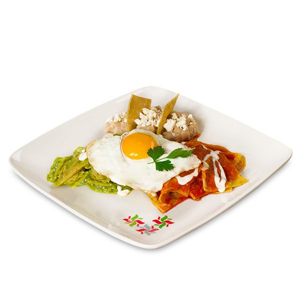 Chilaquiles La Gorda
